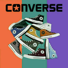 Converse All Star Unisex Chuck Taylor Mens Womens Low Top Trainers Shoes