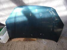 TOYOTA RAV4 2002 BONNET PANEL GREEN 6S3 ( NO AIR VENT TYPE )