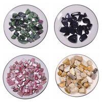 200g Diverse Rare Big Gemstone Gravel Tumbled Bulk stone Healing Meditation
