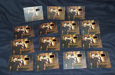 Twilight New Moon  Limited Edition Film Cell Lot of 15 = All Individual Numbered