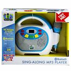 Mother Goose Club Bluetooth Sing Along Portable MP3 Player Real Mic 24 Songs...