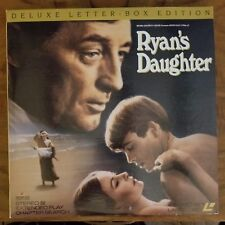 RYANS DAUGHTER●ROBERT MITCHUM●LETTER BOX FORMAT●MGM●1991●GATEFOLD●LASER DISC●N/M