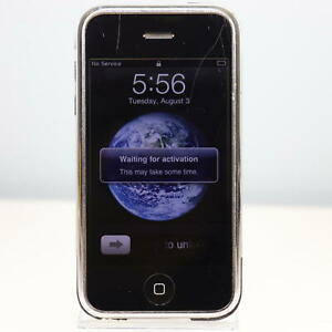 Apple iPhone 1st Generation (4GB) Smartphone ASIS (A1203-6)