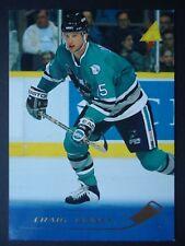 NHL 37 Craig Janney San Jose Sharks Pinnacle 1995/96 (6,4 x 8,9)