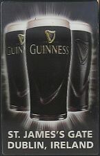 Aimant pour Frigo Guinness 3D - Pintes