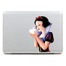 """1x Snow White Macbook Air/Pro 11"""" Removable Vinyl Sticker Skin Decal Cover"""
