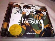 MANSUN-NEGATIVE 3 TRKS POSTER PARLOPHONE 8863132 UK MINT CD