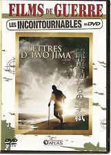 """DVD : """"Lettres d'Iwo Jima"""" - Guerre"""