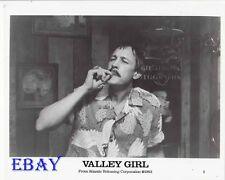 Frederic Forrest smokes a joint VINTAGE Photo Valley Girl