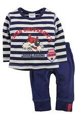 Dirkje 2tlg Shirt Jogginghose Hose Sweathose Baby Jungen TIGER Navy Gr. 62 NeU