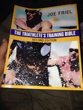 The Triathlete's Training Bible, SECOND EDITION Friel, Joe Paperback Book