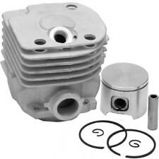 NEW 50mm Cylinder piston kit and Gasket set for Husqvarna 372XP 372 371 365
