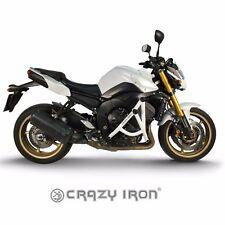 Yamaha FZ8 Stunt Cage Engine Guard Crash Bars Crazy Iron