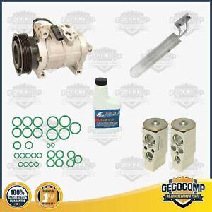 AC Compressor Kit Fits Chrysler 300 Dodge Charger Magnum 05-10 OEM 10S17C 97346