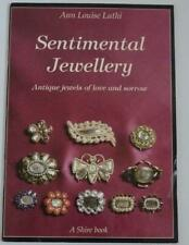 Sentimental Jewellery (The Shire Book) by Luthi, Anne Louise Paperback Book