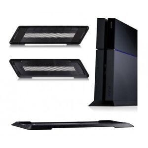 Base Soporte Vertical Stand para PS4 PlayStation 4 Ventilación Negra PS4