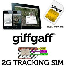 2G GPS live tracker Sim for Tracking vehicle child personal Pets horse, dog, cat