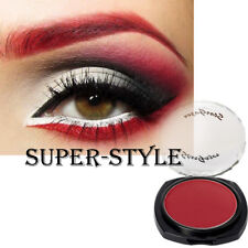 Stargazer MATTE DEEP RED pressed powder Eye Shadow Gothic Goth Mat Eyeshadow