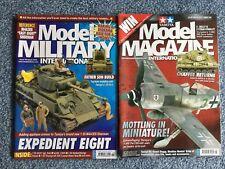 Tamiya Model Magazine + Model Military - March 2016