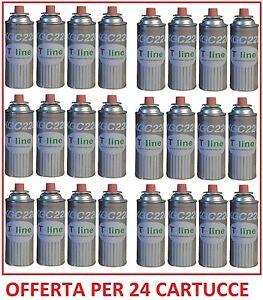 190 g fornelli 4 cartucce di gas per fornello da campeggio per fornello a gas Megaprom barbecue a gas