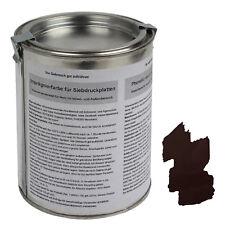 (59,98€/1l) Spezielle Imprägnierfarbe Siebdruckfarbe für Siebdruckplatten 500 ml