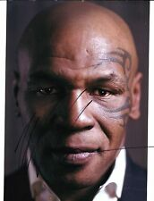 Mike Tyson signed 8x10 Photo - Rare Exact Proof - Undisputed Truth