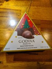 Godiva Masterpieces Dark Chocolate Ganache Heart