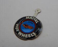 Redline Hotwheels Button Badge Metal Hong Kong Deora R17171