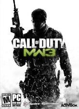 Call Of Duty Modern Warfare 3 PC STEAM GAME Digital Download Code (no disc)