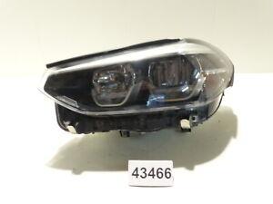 Original BMW X3 G01 G08 Faro LED Izquierda Con Steuergeräten 7466131