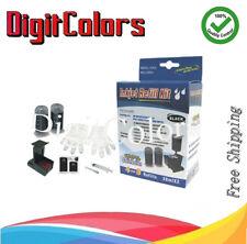 Refill kit for HP60 HP61 HP60XL HP61XL Dye Black ink cartridge w tools