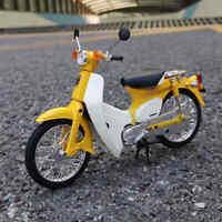 NEW LCD MODELS AOSHIMA 1:12 Scale HONDA Super cub Motorcycles Diecast Model Toys