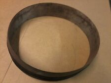 """Clicker Die Cutting Press Die, Forged, Large Oval - 13""""x 14-1/2"""", 3-1/2"""" Deep"""