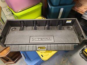 Nissan Xterra Rear Sliding Cargo Organizer - OEM Nissan