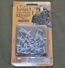 Vintage Lot 25mm Metal Heritage Lord of the Rings Fellowship of the Ring 1970s