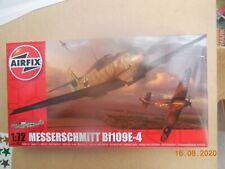 AIRFIX Messerschmitt Bf109E-4 1:72 Aircraft Model Kit