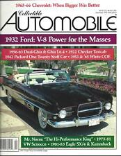 Collectible Automobile Magazine Month Year Vol 10 - No 4