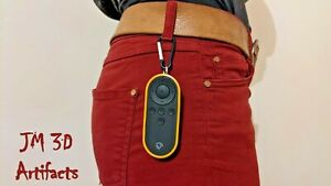 Pivo Remote Control Fob Case with Carabiner Clip, Flexible, Choice of Colours