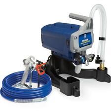 Airless Paint Sprayer 2800 PSI Built-in Storage Adjustable Pressure Piston Pump