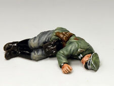WH045 Lying Dead German Officer by King & Country RETIRED