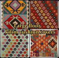 Kilim Genuine Handmade cushion covers, good quality Traditional Vintage style