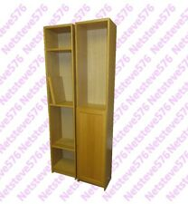 IKEA BILLY/OXBERG Bookcase Shelving Unit Storage Shelf Display Rack 40x28x202 cm