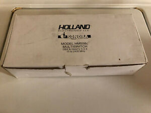 Holland Sonora HMS58c DBS Multiswitch