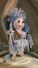 Authentic Artemis Ritual Voodoo Doll real 7 pins guide new orleans Karma Keepers