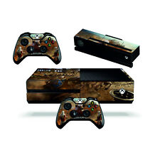 Assassins Creed XBox One Decal Wrap Skin Sticker Cover Console Controller Game