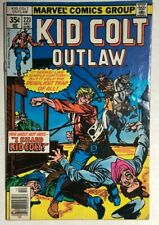 KID COLT OUTLAW #221 (1977) Marvel Comics VG+