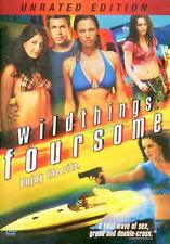 Wild Things: Foursome - DVD Brand New & Sealed- Fast Ship! OD391