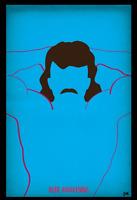 Ravashing Rick Rude Wrestling Legends Series Glossy Print 8x10 WWF WCW Hologram