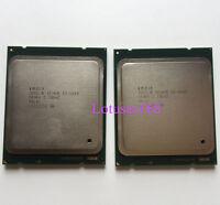 Pair of Intel Xeon E5-2680 2.7GHz 8-Core 20M SR0KH Processor LGA2011 C2 CPU