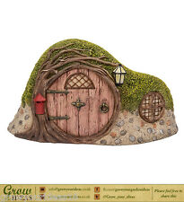 Vivid Arts - The Burrow Miniature Garden House with FREE GIFT